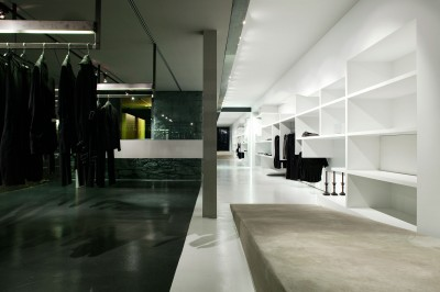 Philippe Dubuc Flagship Store in Montreal
