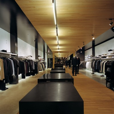 Michel Brisson Boutique, 1012 Laurier Street West